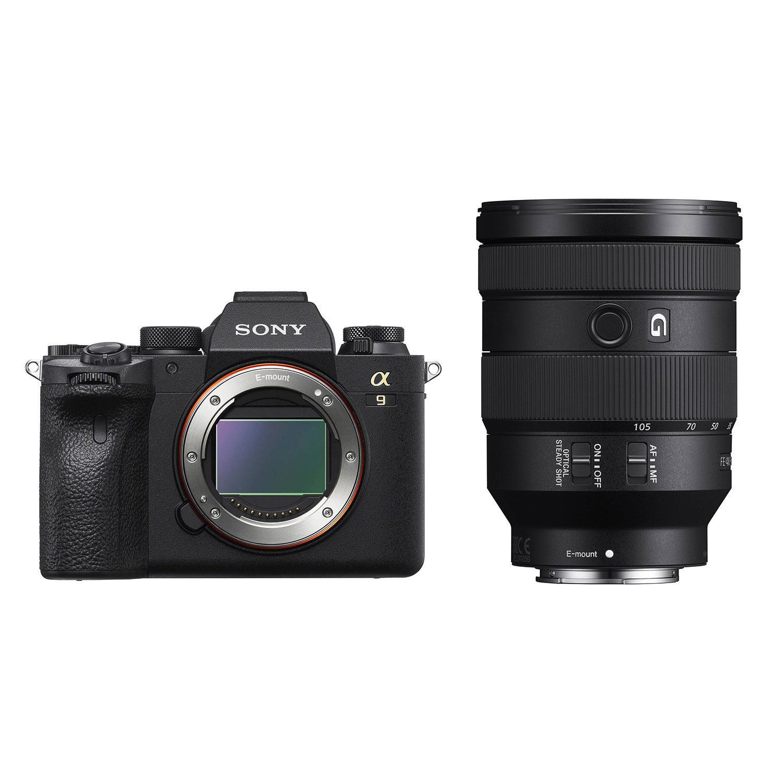 Sony Alpha A9 II systeemcamera + 24-105mm f/4.0 G