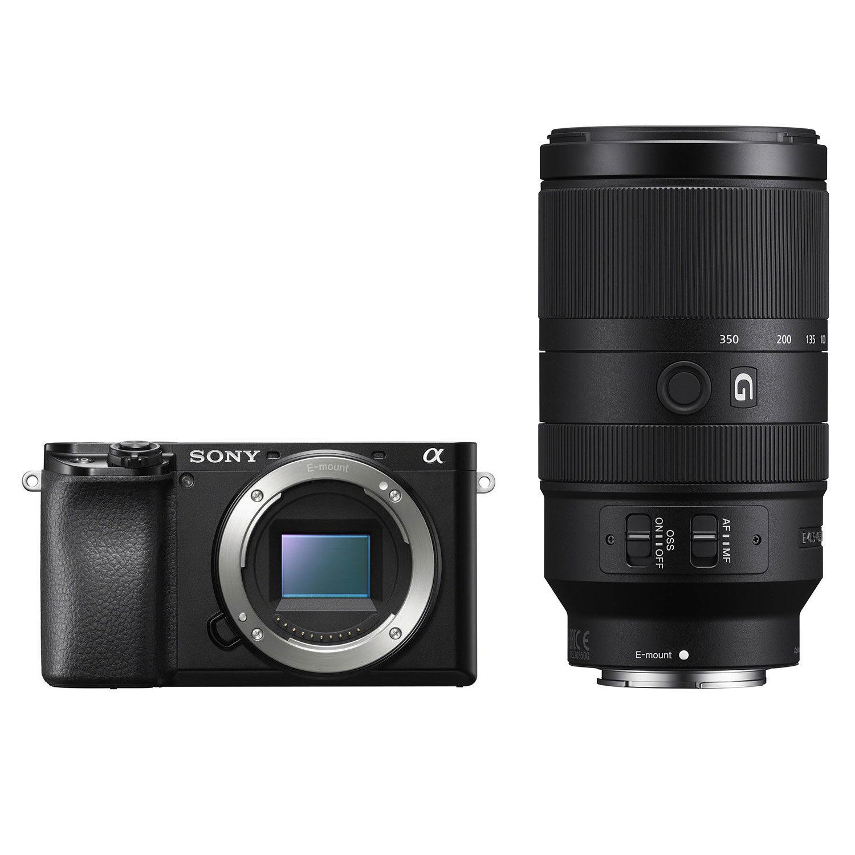 Sony Alpha A6100 systeemcamera Zwart + 70-350mm f/4.5-6.3 G <br/>€ 1599.00 <br/> <a href='https://www.cameranu.nl/fotografie/?tt=12190_474631_241358_&r=https%3A%2F%2Fwww.cameranu.nl%2Fnl%2Fp3133742%2Fsony-alpha-a6100-systeemcamera-zwart-70-350mm-f-4-5-6-3-g%3Fchannable%3De10841.MzEzMzc0Mg%26utm_campaign%3D%26utm_content%3DSony%2Bsysteemcamera%26utm_source%3DTradetracker%26utm_medium%3Dcpc%26utm_term%3DDigitale%2Bcamera%26apos%3Bs' target='_blank'>naar de winkel</a>