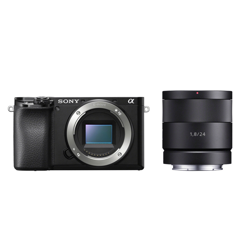 Sony Alpha A6100 systeemcamera + 24mm f/1.8 <br/>€ 1589.00 <br/> <a href='https://www.cameranu.nl/fotografie/?tt=12190_474631_241358_&r=https%3A%2F%2Fwww.cameranu.nl%2Fnl%2Fp3133677%2Fsony-alpha-a6100-systeemcamera-24mm-f-1-8%3Fchannable%3De10841.MzEzMzY3Nw%26utm_campaign%3D%26utm_content%3DSony%2Bsysteemcamera%26utm_source%3DTradetracker%26utm_medium%3Dcpc%26utm_term%3DDigitale%2Bcamera%26apos%3Bs' target='_blank'>naar de winkel</a>