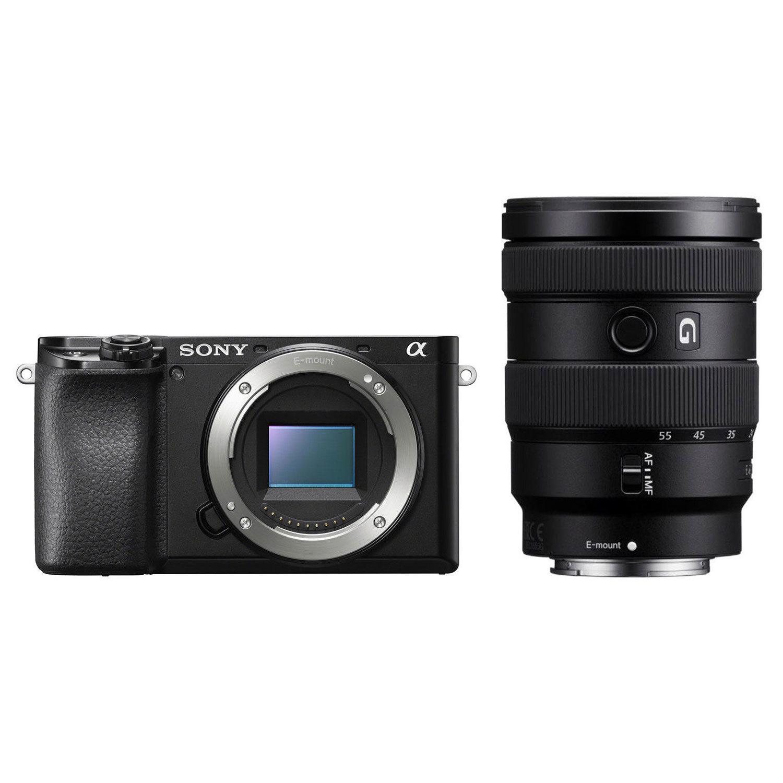 Sony Alpha A6100 systeemcamera + 16-55mm f/2.8 G <br/>€ 1898.00 <br/> <a href='https://www.cameranu.nl/fotografie/?tt=12190_474631_241358_&r=https%3A%2F%2Fwww.cameranu.nl%2Fnl%2Fp3133617%2Fsony-alpha-a6100-systeemcamera-16-55mm-f-2-8-g%3Fchannable%3De10841.MzEzMzYxNw%26utm_campaign%3D%26utm_content%3DSony%2Bsysteemcamera%26utm_source%3DTradetracker%26utm_medium%3Dcpc%26utm_term%3DDigitale%2Bcamera%26apos%3Bs' target='_blank'>naar de winkel</a>