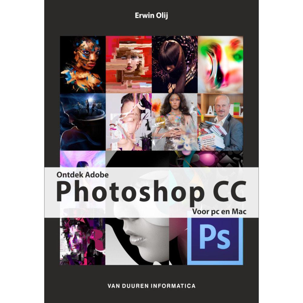 Ontdek Photoshop CC - Erwin Olij