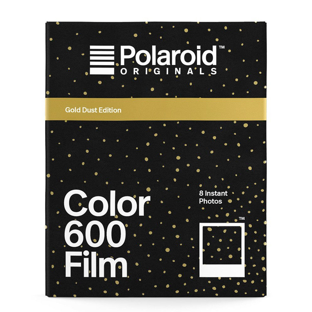 Polaroid Originals Color Film voor 600 Gold Dust Edition