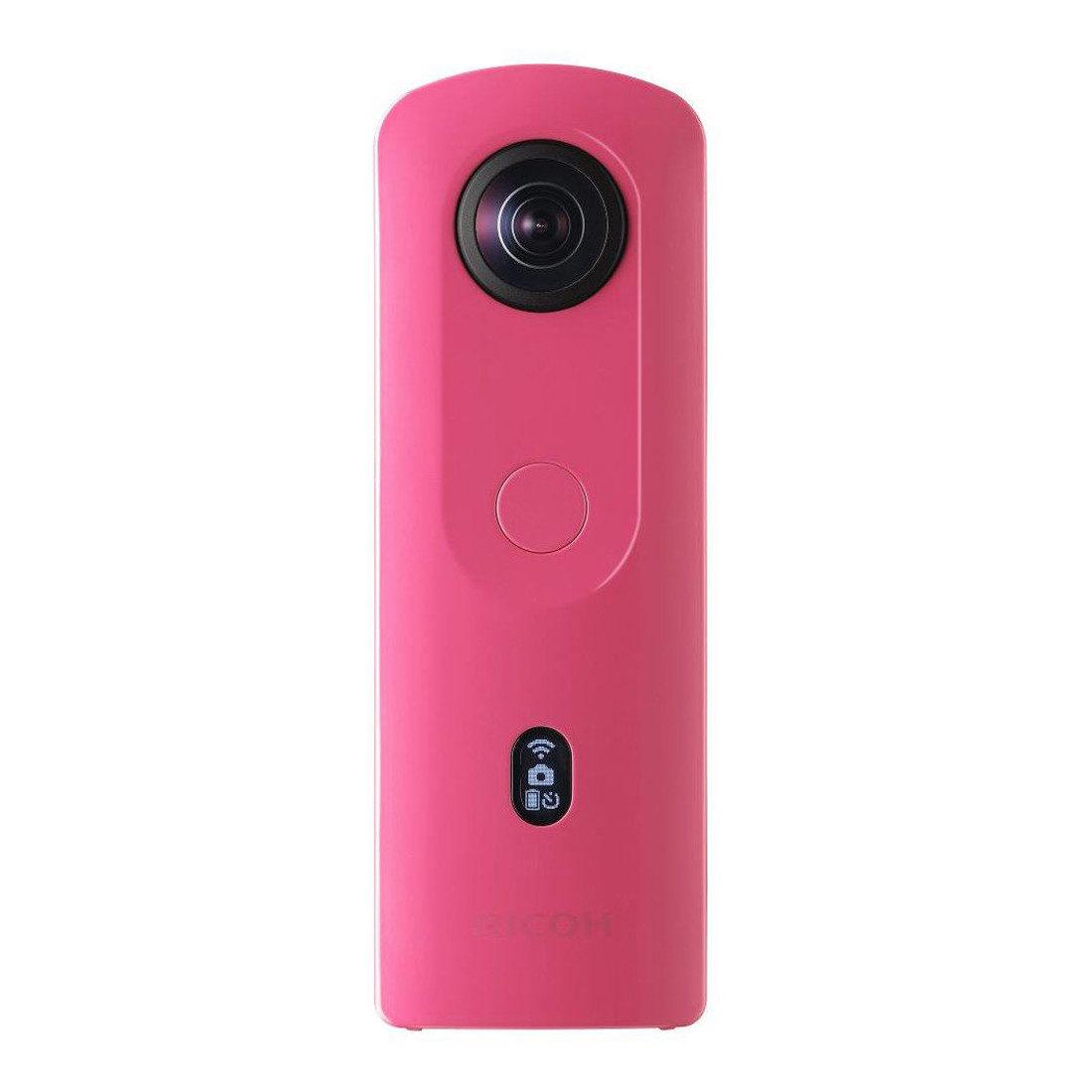Ricoh Theta SC2 360-graden camera Roze <br/>€ 269.00 <br/> <a href='https://www.cameranu.nl/fotografie/?tt=12190_474631_241358_&r=https%3A%2F%2Fwww.cameranu.nl%2Fnl%2Fp3141832%2Fricoh-theta-sc2-360-graden-camera-roze%3Fchannable%3De10841.MzE0MTgzMg%26utm_campaign%3D%26utm_content%3D360%25C2%25B0%2BTheta%2Bcamera%26utm_source%3DTradetracker%26utm_medium%3Dcpc%26utm_term%3DDigitale%2Bcamera%26apos%3Bs' target='_blank'>naar de winkel</a>