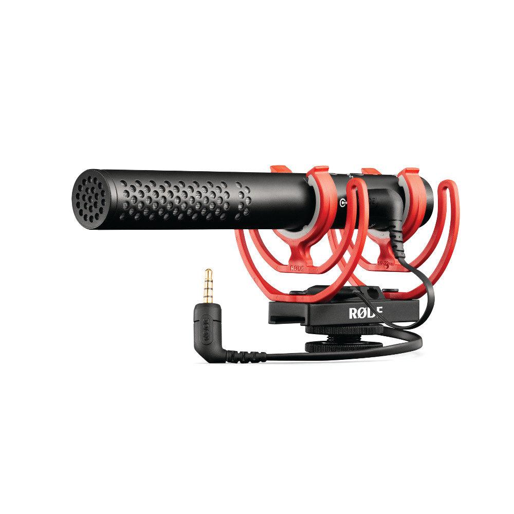 Rode Videomic NTG microfoon