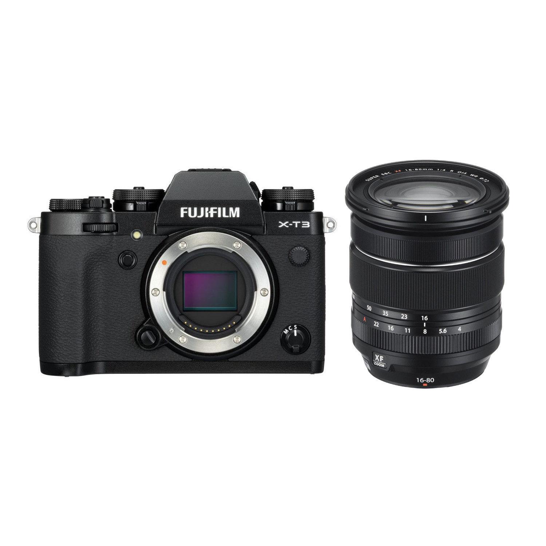 Fujifilm X-T3 systeemcamera Zwart + 16-80mm f/4.0 <br/>€ 1799.00 <br/> <a href='https://www.cameranu.nl/fotografie/?tt=12190_474631_241358_&r=https%3A%2F%2Fwww.cameranu.nl%2Fnl%2Fp3142607%2Ffujifilm-x-t3-systeemcamera-zwart-16-80mm-f-4-0%3Fchannable%3D002a596964003331343236303728%26utm_campaign%3D%26utm_content%3DSysteemcamera%26utm_source%3DTradetracker%26utm_medium%3Dcpc%26utm_term%3DDigitale%2Bcamera%26apos%3Bs' target='_blank'>naar de winkel</a>