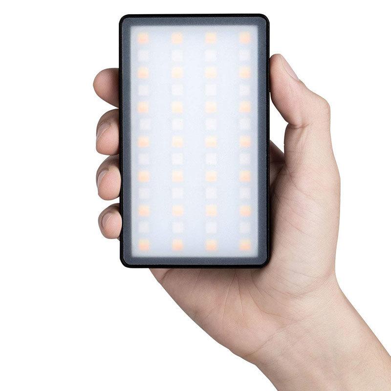 Weeylite RB08P RGB Pocket-Sized LED Light