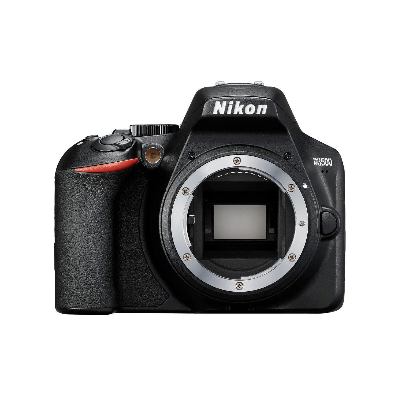 Nikon D3500 DSLR Body Zwart <br/>€ 389.00 <br/> <a href='https://www.cameranu.nl/fotografie/?tt=12190_474631_241358_&r=https%3A%2F%2Fwww.cameranu.nl%2Fnl%2Fp2686155%2Fnikon-d3500-dslr-body-zwart%3Fchannable%3De10841.MjY4NjE1NQ%26utm_campaign%3D%26utm_content%3DSpiegelreflex%2Bcamera%26utm_source%3DTradetracker%26utm_medium%3Dcpc%26utm_term%3DDigitale%2Bcamera%26apos%3Bs' target='_blank'>naar de winkel</a>