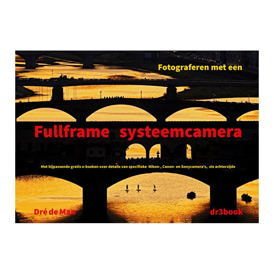 Fotograferen met een Fullframe systeemcamera - Dré de Man