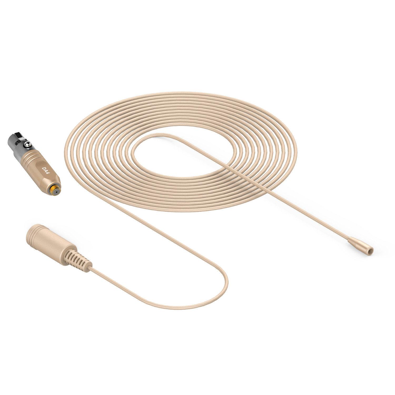 Deity W-lav Micro DA4 microfoon Beige