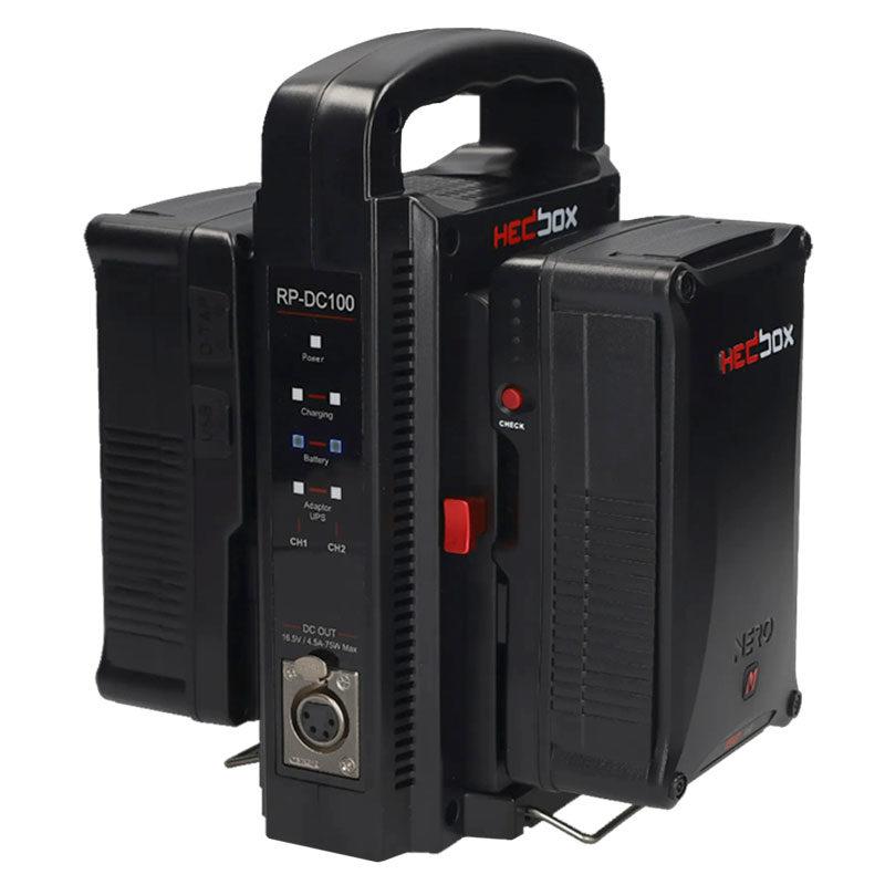 Hedbox Probank 2M V-Mount Power Bank Set (300Wh)