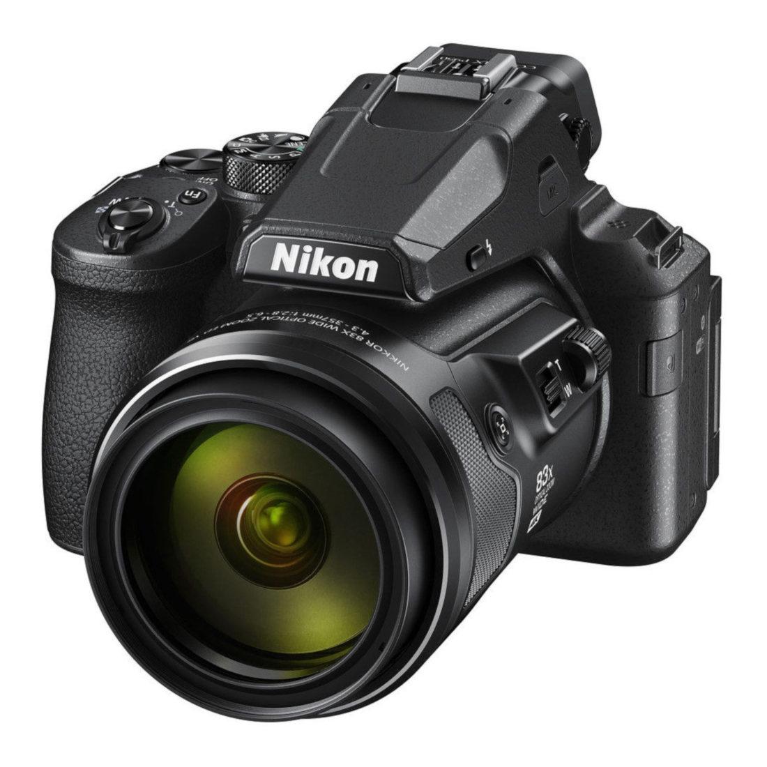 Nikon Coolpix P950 compact camera Zwart
