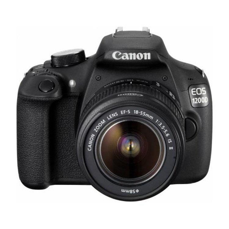Canon EOS 1200D DSLR Body + 18-55 IS II <br/>€ 319.00 <br/> <a href='https://www.cameranu.nl/fotografie/?tt=12190_474631_241358_&r=https%3A%2F%2Fwww.cameranu.nl%2Fnl%2Fp3161102%2Fcanon-eos-1200d-dslr-body-18-55-is-ii%3Fchannable%3De10841.MzE2MTEwMg%26utm_campaign%3D%26utm_content%3DEOS%2Bspiegelreflex%26utm_source%3DTradetracker%26utm_medium%3Dcpc%26utm_term%3DDigitale%2Bcamera%26apos%3Bs' target='_blank'>naar de winkel</a>