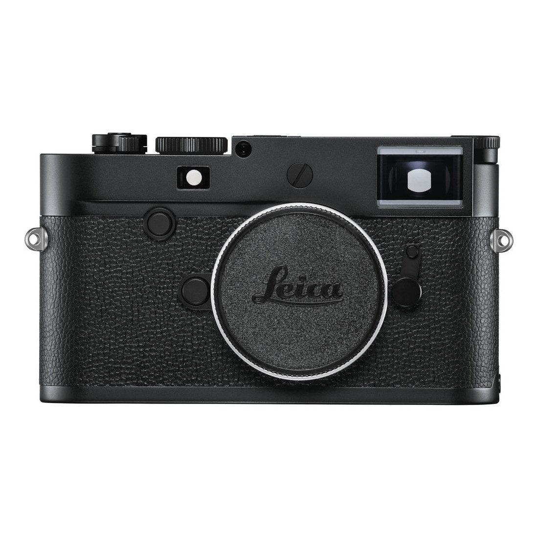 Leica M10 Monochrom systeemcamera Body Zwart