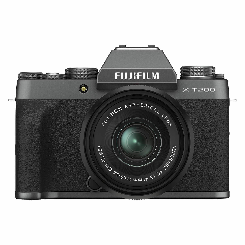 Fujifilm X-T200 systeemcamera Donker Zilver + XC 15-45mm <br/>€ 799.00 <br/> <a href='https://www.cameranu.nl/fotografie/?tt=12190_474631_241358_&r=https%3A%2F%2Fwww.cameranu.nl%2Fnl%2Fp3166422%2Ffujifilm-x-t200-systeemcamera-donker-zilver-xc-15-45mm%3Fchannable%3De10841.MzE2NjQyMg%26utm_campaign%3D%26utm_content%3DSysteemcamera%26utm_source%3DTradetracker%26utm_medium%3Dcpc%26utm_term%3DDigitale%2Bcamera%26apos%3Bs' target='_blank'>naar de winkel</a>