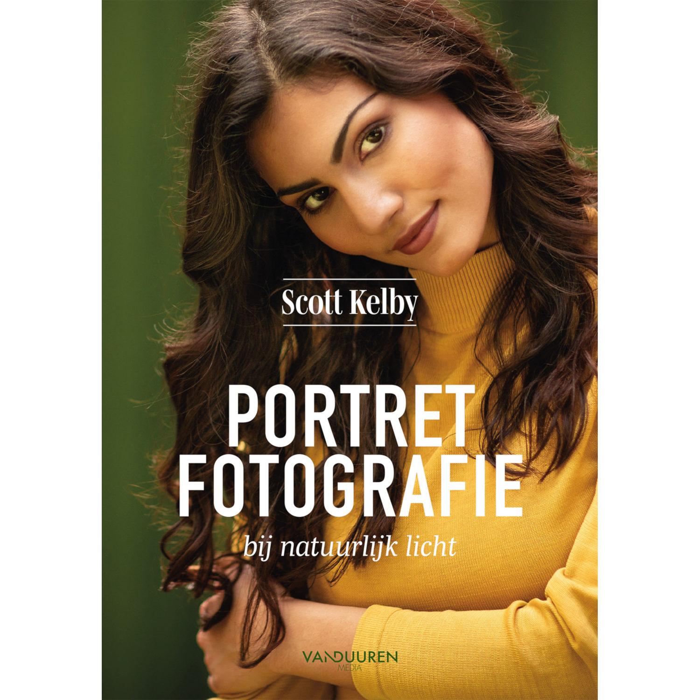 Portretfotografie met natuurlijk licht - Scott Kelby