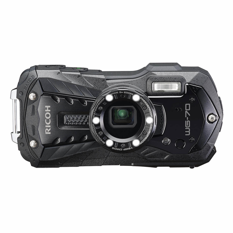 Ricoh WG-70 compact camera Zwart <br/>€ 299.00 <br/> <a href='https://www.cameranu.nl/fotografie/?tt=12190_474631_241358_&r=https%3A%2F%2Fwww.cameranu.nl%2Fnl%2Fp3168192%2Fricoh-wg-70-compact-camera-zwart%3Fchannable%3De10841.MzE2ODE5Mg%26utm_campaign%3D%26utm_content%3DCompact%2Bcamera%26utm_source%3DTradetracker%26utm_medium%3Dcpc%26utm_term%3DDigitale%2Bcamera%26apos%3Bs' target='_blank'>naar de winkel</a>