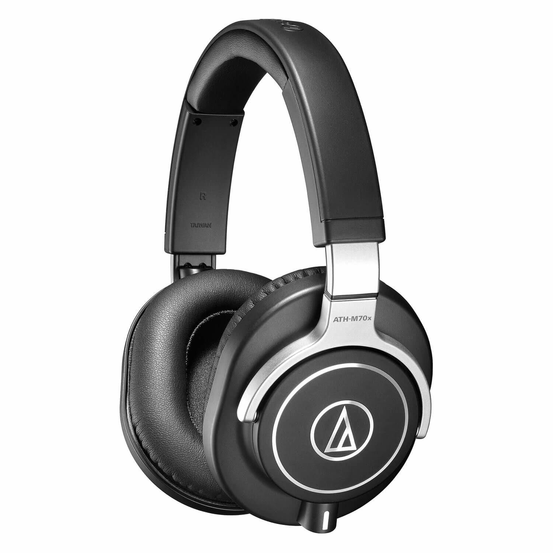 Audio Technica ATH-M70x Professionele Monitor koptelefoon