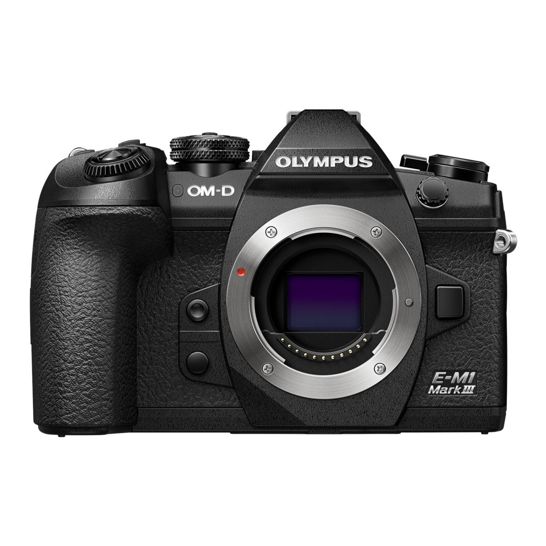 Olympus OM-D E-M1 Mark III systeemcamera Body Zwart