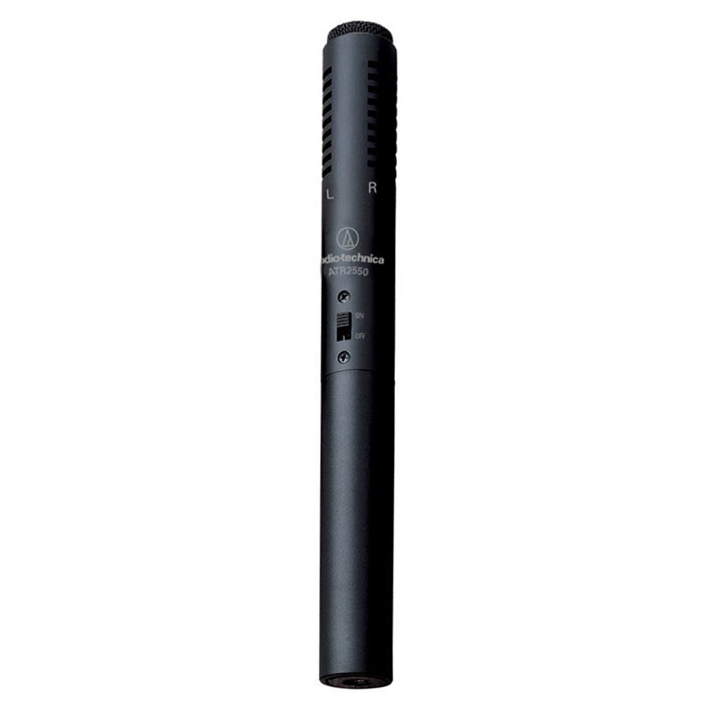 Audio Technica ATR6250 Stereo Condensator Microfoon