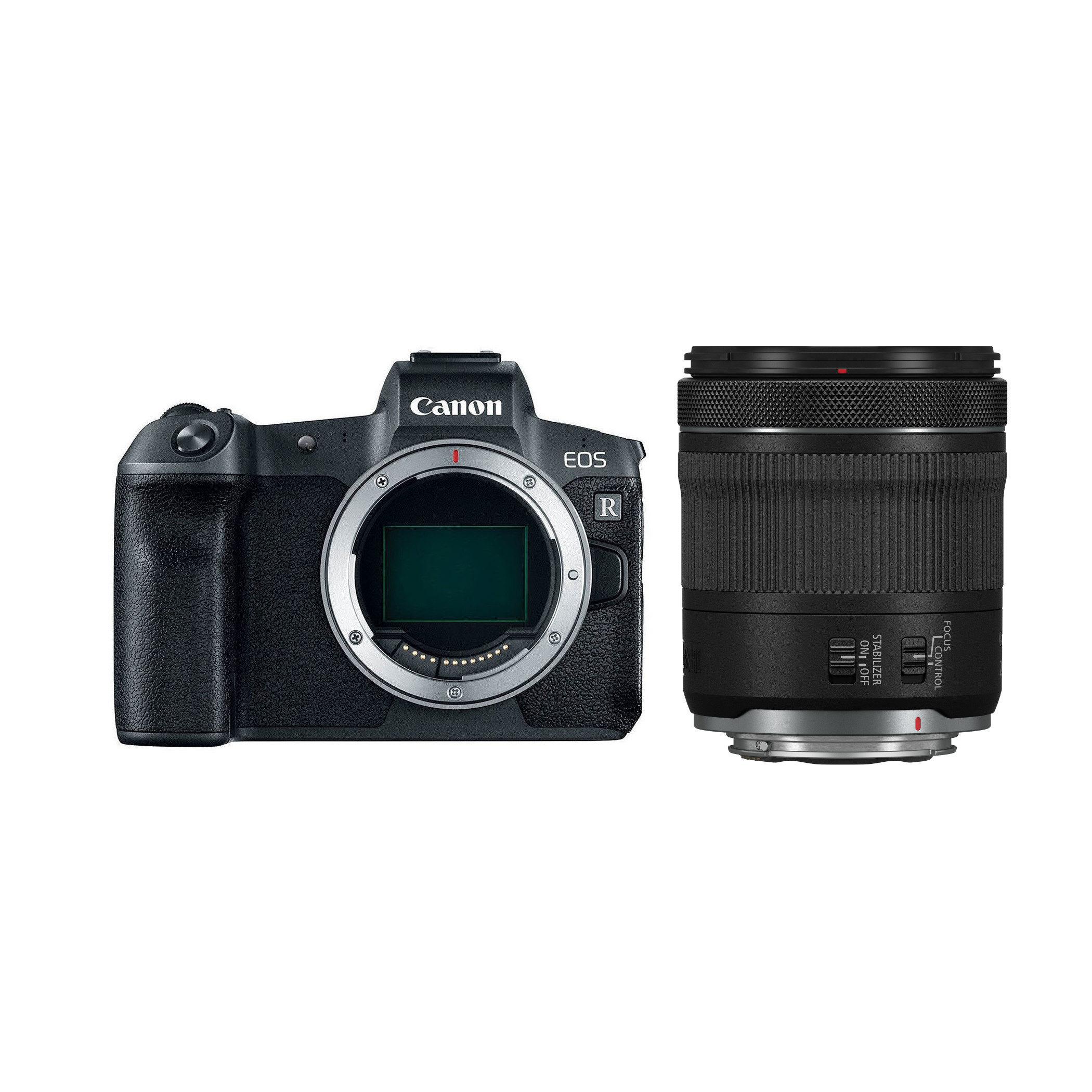 Canon EOS R systeemcamera Zwart + RF 24-105mm f/4-7.1 IS STM <br/>€ 1899.00 <br/> <a href='https://www.cameranu.nl/fotografie/?tt=12190_474631_241358_&r=https%3A%2F%2Fwww.cameranu.nl%2Fnl%2Fp3172682%2Fcanon-eos-r-systeemcamera-zwart-rf-24-105mm-f-4-7-1-is-stm%3Fchannable%3D002a596964003331373236383217%26utm_campaign%3D%26utm_content%3DCanon%2Bpro%2Bcamera%26utm_source%3DTradetracker%26utm_medium%3Dcpc%26utm_term%3DDigitale%2Bcamera%26apos%3Bs' target='_blank'>naar de winkel</a>