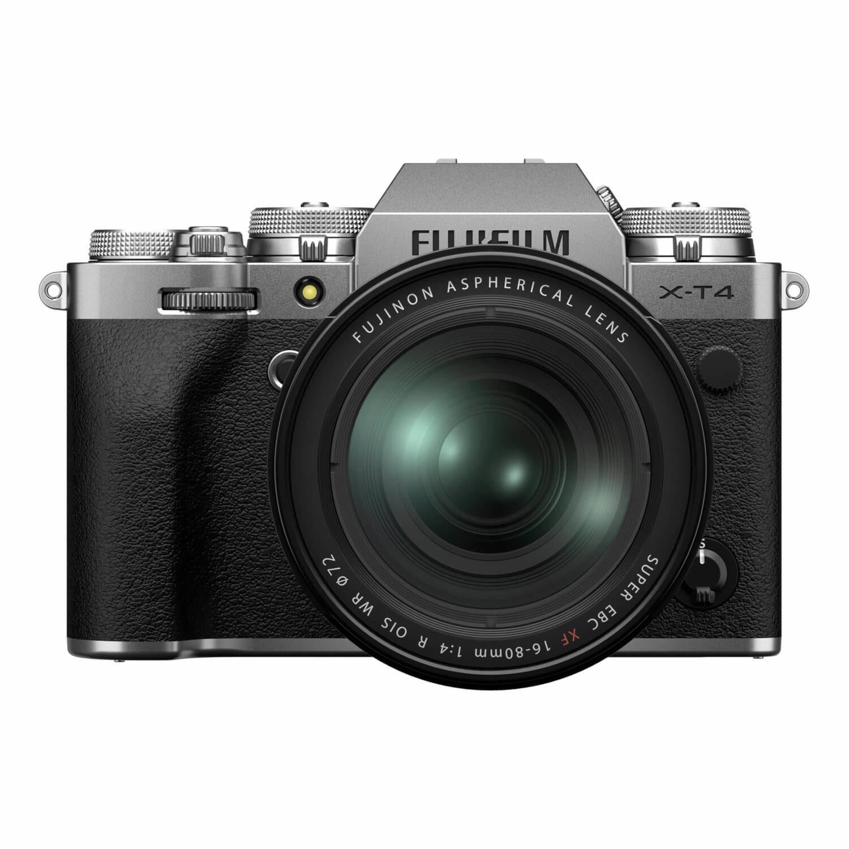 Fujifilm X-T4 systeemcamera Zilver + XF 16-80 f/4.0 R Zwart <br/>€ 2299.00 <br/> <a href='https://www.cameranu.nl/fotografie/?tt=12190_474631_241358_&r=https%3A%2F%2Fwww.cameranu.nl%2Fnl%2Fp3177572%2Ffujifilm-x-t4-systeemcamera-zilver-xf-16-80-f-4-0-r-zwart%3Fchannable%3De10841.MzE3NzU3Mg%26utm_campaign%3D%26utm_content%3DSysteemcamera%26utm_source%3DTradetracker%26utm_medium%3Dcpc%26utm_term%3DDigitale%2Bcamera%26apos%3Bs' target='_blank'>naar de winkel</a>