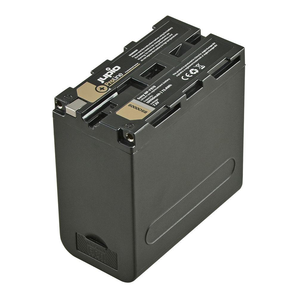 Sony NP-F970 ProLine accu USB 5V / DC 8.4V output (merk Jupio)