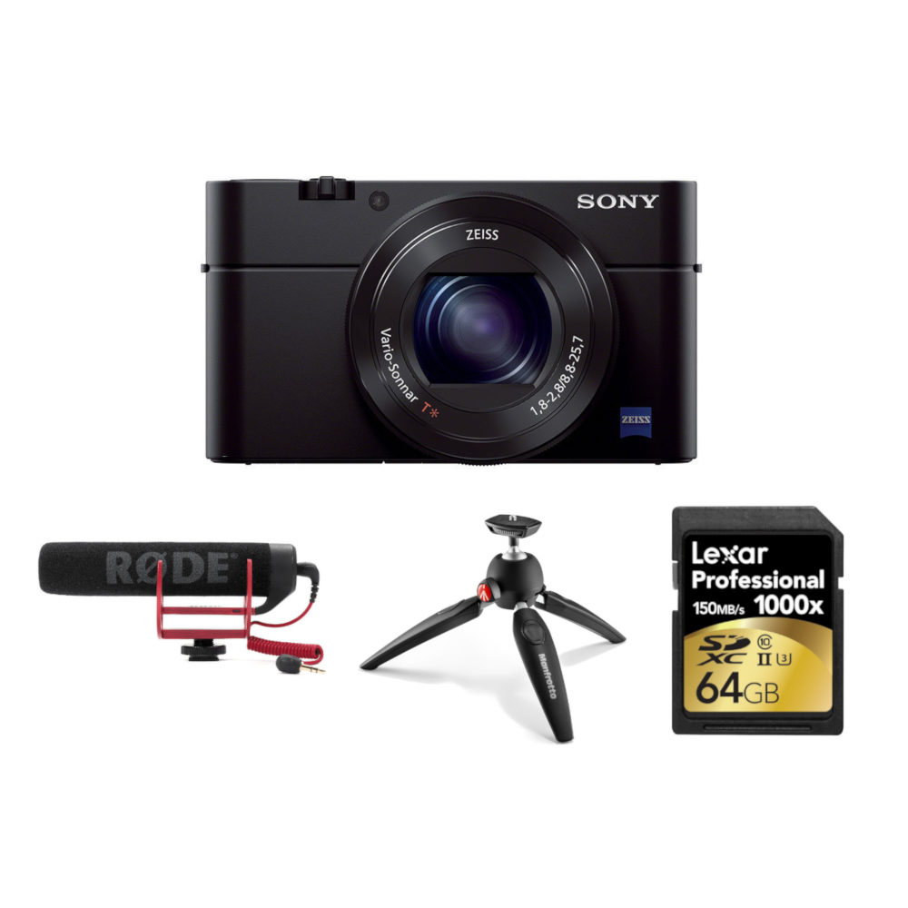Sony Cybershot DSC-RX100 III compact camera Streaming Kit <br/>€ 599.00 <br/> <a href='https://www.cameranu.nl/fotografie/?tt=12190_474631_241358_&r=https%3A%2F%2Fwww.cameranu.nl%2Fnl%2Fp3179537%2Fsony-cybershot-dsc-rx100-iii-compact-camera-streaming-kit%3Fchannable%3D002a59696400333137393533377b%26utm_campaign%3D%26utm_content%3DSony%2Bcompact%2Bcamera%26utm_source%3DTradetracker%26utm_medium%3Dcpc%26utm_term%3DDigitale%2Bcamera%26apos%3Bs' target='_blank'>naar de winkel</a>