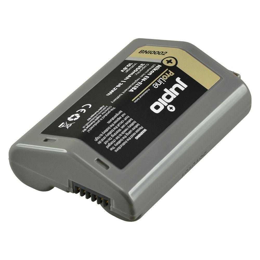 Nikon EN-EL18A ProLine accu 3350mAh (merk Jupio)