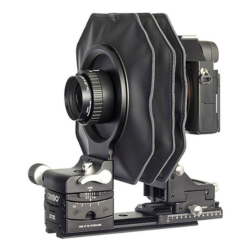 Cambo ACTUS Body Zwart Fujifilm X-mount