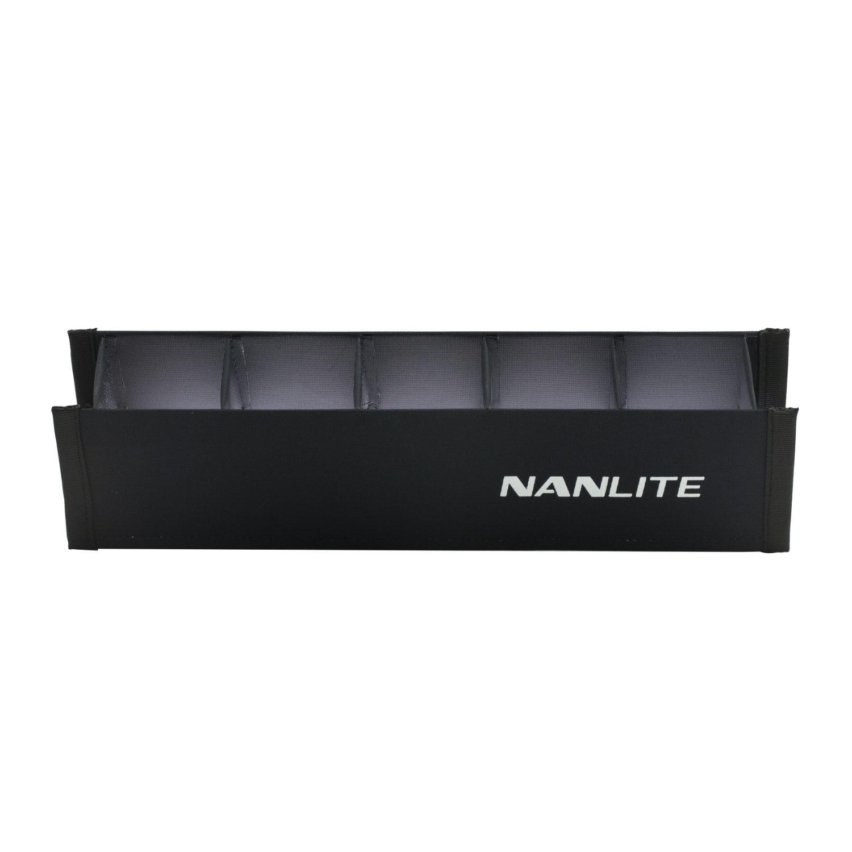 Nanlite Eggcrate Grid voor PavoTube II 6C