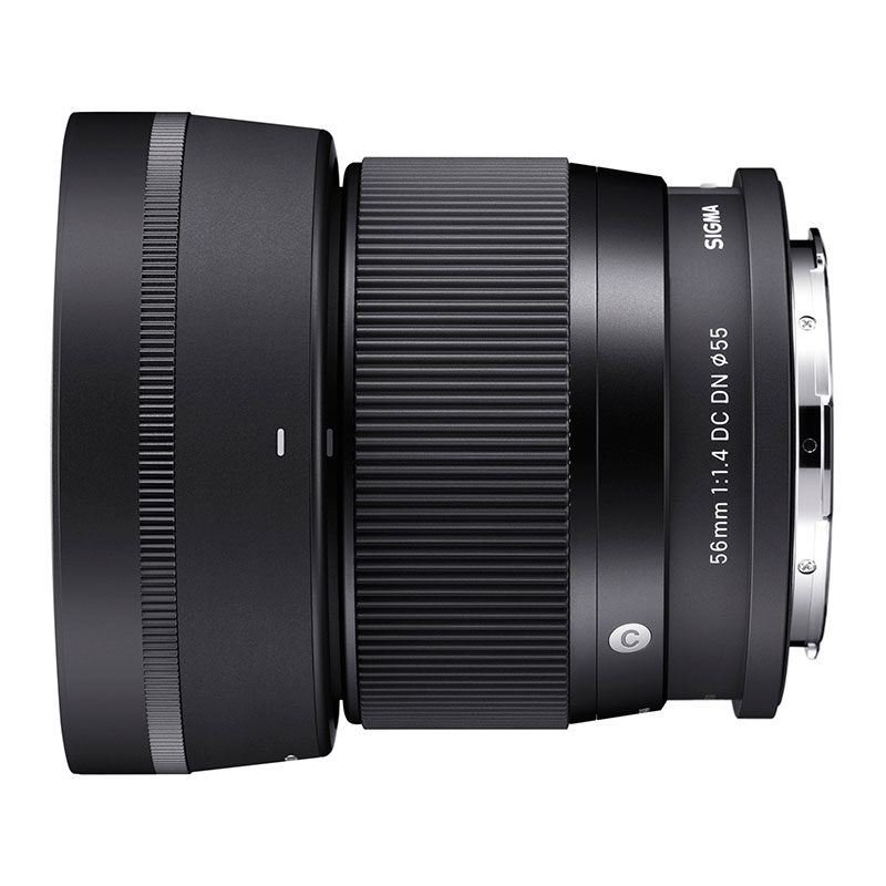 Sigma 56mm f/1.4 DC DN Contemporary L-mount objectief