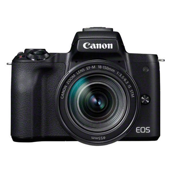 Canon EOS M50 systeemcamera Zwart + 18-150mm IS STM <br/>€ 849.00 <br/> <a href='https://www.cameranu.nl/fotografie/?tt=12190_474631_241358_&r=https%3A%2F%2Fwww.cameranu.nl%2Fnl%2Fp2352865%2Fcanon-eos-m50-systeemcamera-zwart-18-150mm-is-stm%3Fchannable%3De10841.MjM1Mjg2NQ%26utm_campaign%3D%26utm_content%3DEOS%2BM%2Bsysteemcamera%26utm_source%3DTradetracker%26utm_medium%3Dcpc%26utm_term%3DDigitale%2Bcamera%26apos%3Bs' target='_blank'>naar de winkel</a>