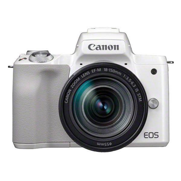 Canon EOS M50 systeemcamera Wit + 18-150mm IS STM Zilver <br/>€ 849.00 <br/> <a href='https://www.cameranu.nl/fotografie/?tt=12190_474631_241358_&r=https%3A%2F%2Fwww.cameranu.nl%2Fnl%2Fp2352875%2Fcanon-eos-m50-systeemcamera-wit-18-150mm-is-stm-zilver%3Fchannable%3De10841.MjM1Mjg3NQ%26utm_campaign%3D%26utm_content%3DEOS%2BM%2Bsysteemcamera%26utm_source%3DTradetracker%26utm_medium%3Dcpc%26utm_term%3DDigitale%2Bcamera%26apos%3Bs' target='_blank'>naar de winkel</a>