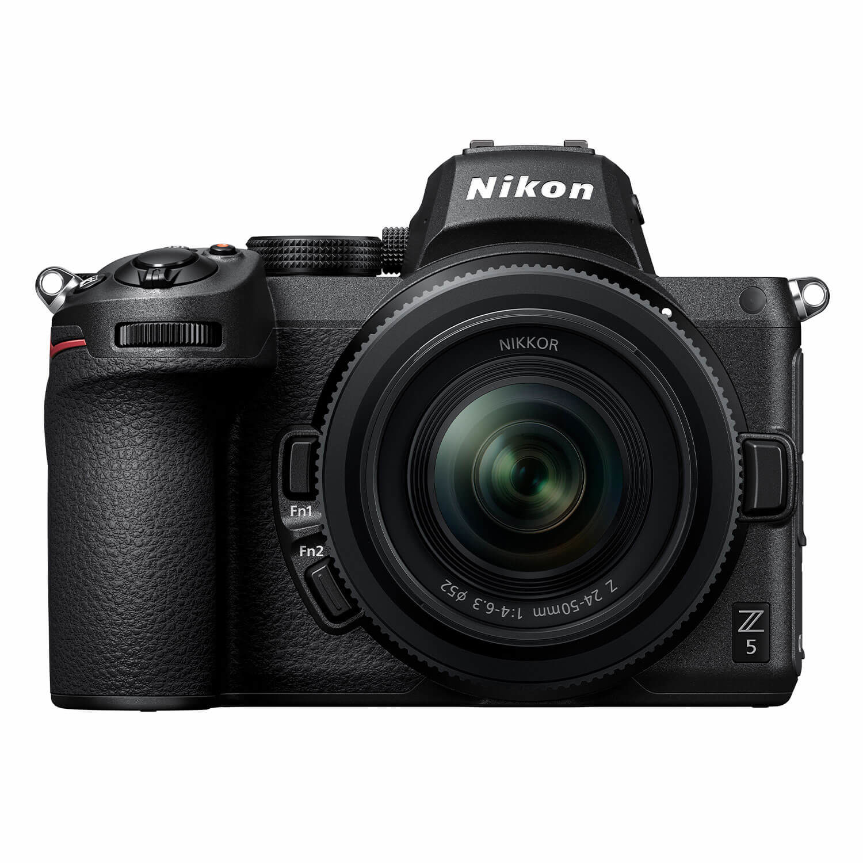 Nikon Z5 systeemcamera + 24-50mm f/4-6.3 <br/>€ 1579.00 <br/> <a href='https://www.cameranu.nl/fotografie/?tt=12190_474631_241358_&r=https%3A%2F%2Fwww.cameranu.nl%2Fnl%2Fp3194227%2Fnikon-z5-systeemcamera-24-50mm-f-4-6-3%3Fchannable%3D002a596964003331393432323739%26utm_campaign%3D%26utm_content%3DSysteemcamera%26utm_source%3DTradetracker%26utm_medium%3Dcpc%26utm_term%3DDigitale%2Bcamera%26apos%3Bs' target='_blank'>naar de winkel</a>