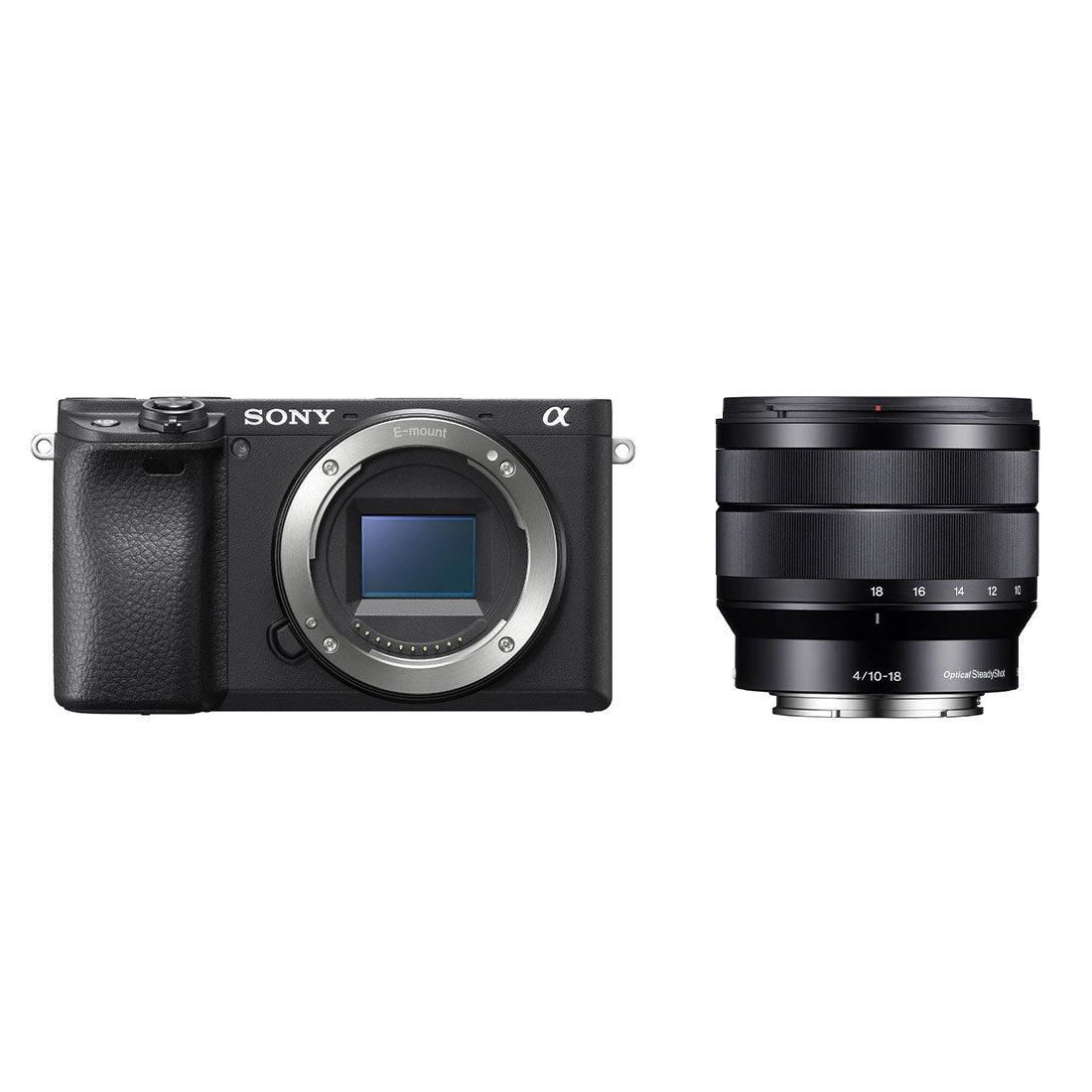 Sony Alpha A6400 systeemcamera Zwart + 10-18mm f/4.0 <br/>€ 1549.00 <br/> <a href='https://www.cameranu.nl/fotografie/?tt=12190_474631_241358_&r=https%3A%2F%2Fwww.cameranu.nl%2Fnl%2Fp3194867%2Fsony-alpha-a6400-systeemcamera-zwart-10-18mm-f-4-0%3Fchannable%3D002a5969640033313934383637bc%26utm_campaign%3D%26utm_content%3DSony%2Bsysteemcamera%26utm_source%3DTradetracker%26utm_medium%3Dcpc%26utm_term%3DDigitale%2Bcamera%26apos%3Bs' target='_blank'>naar de winkel</a>