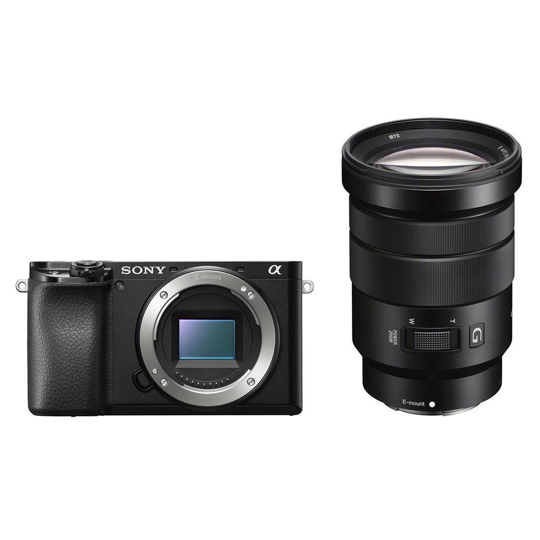 Sony Alpha A6100 systeemcamera Zwart + 18-105mm f/4.0 <br/>€ 1199.00 <br/> <a href='https://www.cameranu.nl/fotografie/?tt=12190_474631_241358_&r=https%3A%2F%2Fwww.cameranu.nl%2Fnl%2Fp3194852%2Fsony-alpha-a6100-systeemcamera-zwart-18-105mm-f-4-0%3Fchannable%3D002a596964003331393438353237%26utm_campaign%3D%26utm_content%3DSony%2Bsysteemcamera%26utm_source%3DTradetracker%26utm_medium%3Dcpc%26utm_term%3DDigitale%2Bcamera%26apos%3Bs' target='_blank'>naar de winkel</a>