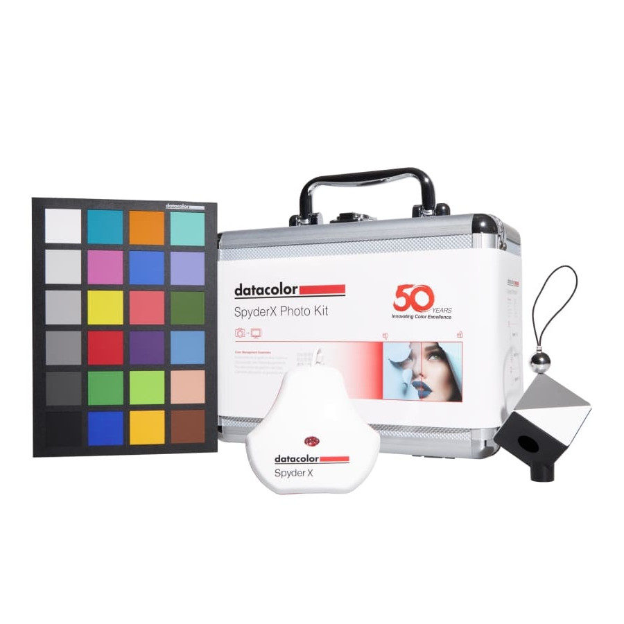 DataColor Spyder X Photo Kit