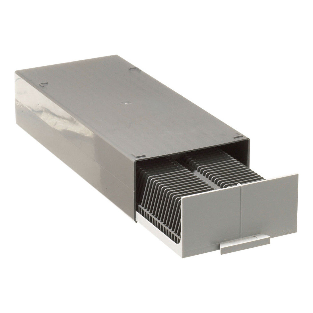 Gepe Stapelcassette met 2x universeel magazijn met deksel
