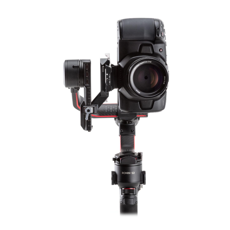 DJI R Vertical Camera Mount voor de DJI RS 2