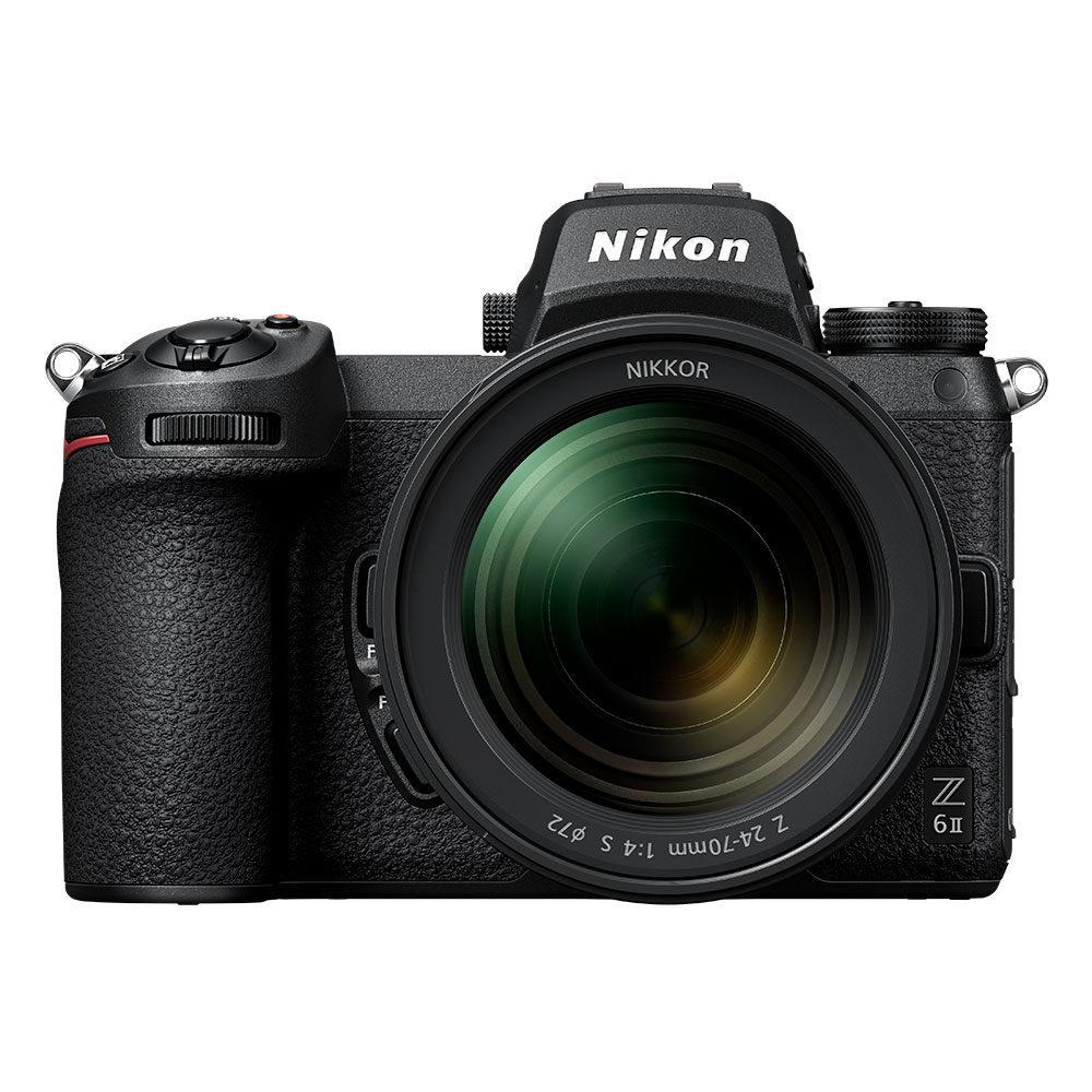 Nikon Z6 II systeemcamera + 24-70mm f/4.0