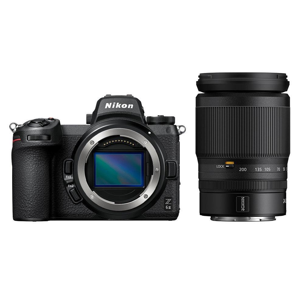 Nikon Z6 II systeemcamera + 24-200mm f/4.0-6.3