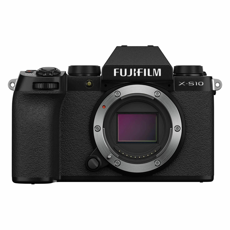 Fujifilm X-S10 systeemcamera Body Zwart <br/>€ 999.00 <br/> <a href='https://www.cameranu.nl/fotografie/?tt=12190_474631_241358_&r=https%3A%2F%2Fwww.cameranu.nl%2Fnl%2Fp3208503%2Ffujifilm-x-s10-systeemcamera-body-zwart%3Fchannable%3D002a59696400333230383530336d%26utm_campaign%3D%26utm_content%3DSysteemcamera%26utm_source%3DTradetracker%26utm_medium%3Dcpc%26utm_term%3DDigitale%2Bcamera%26apos%3Bs' target='_blank'>naar de winkel</a>