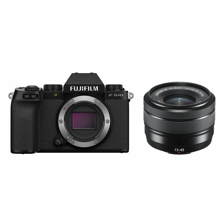 Fujifilm X-S10 systeemcamera Zwart + XC 15-45mm <br/>€ 1089.00 <br/> <a href='https://www.cameranu.nl/fotografie/?tt=12190_474631_241358_&r=https%3A%2F%2Fwww.cameranu.nl%2Fnl%2Fp3208507%2Ffujifilm-x-s10-systeemcamera-zwart-xc-15-45mm%3Fchannable%3D002a596964003332303835303771%26utm_campaign%3D%26utm_content%3DSysteemcamera%26utm_source%3DTradetracker%26utm_medium%3Dcpc%26utm_term%3DDigitale%2Bcamera%26apos%3Bs' target='_blank'>naar de winkel</a>