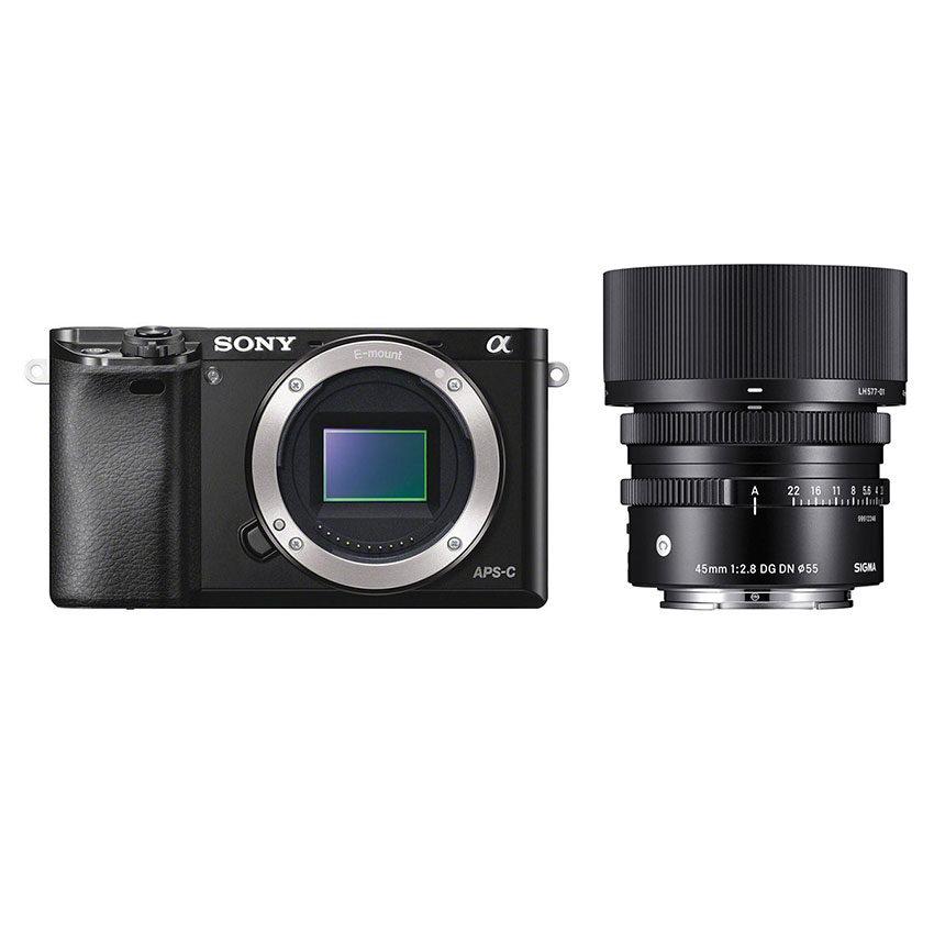 Sony Alpha A6000 ICL systeemcamera Zwart + Sigma 45mm f/2.8 DG DN Sony E Mount <br/>€ 849.00 <br/> <a href='https://www.cameranu.nl/fotografie/?tt=12190_474631_241358_&r=https%3A%2F%2Fwww.cameranu.nl%2Fnl%2Fp3208479%2Fsony-alpha-a6000-icl-systeemcamera-zwart-sigma-45mm-f-2-8-dg-dn-sony-e-mount%3Fchannable%3D002a5969640033323038343739b6%26utm_campaign%3D%26utm_content%3DSony%2Bsysteemcamera%26utm_source%3DTradetracker%26utm_medium%3Dcpc%26utm_term%3DDigitale%2Bcamera%26apos%3Bs' target='_blank'>naar de winkel</a>