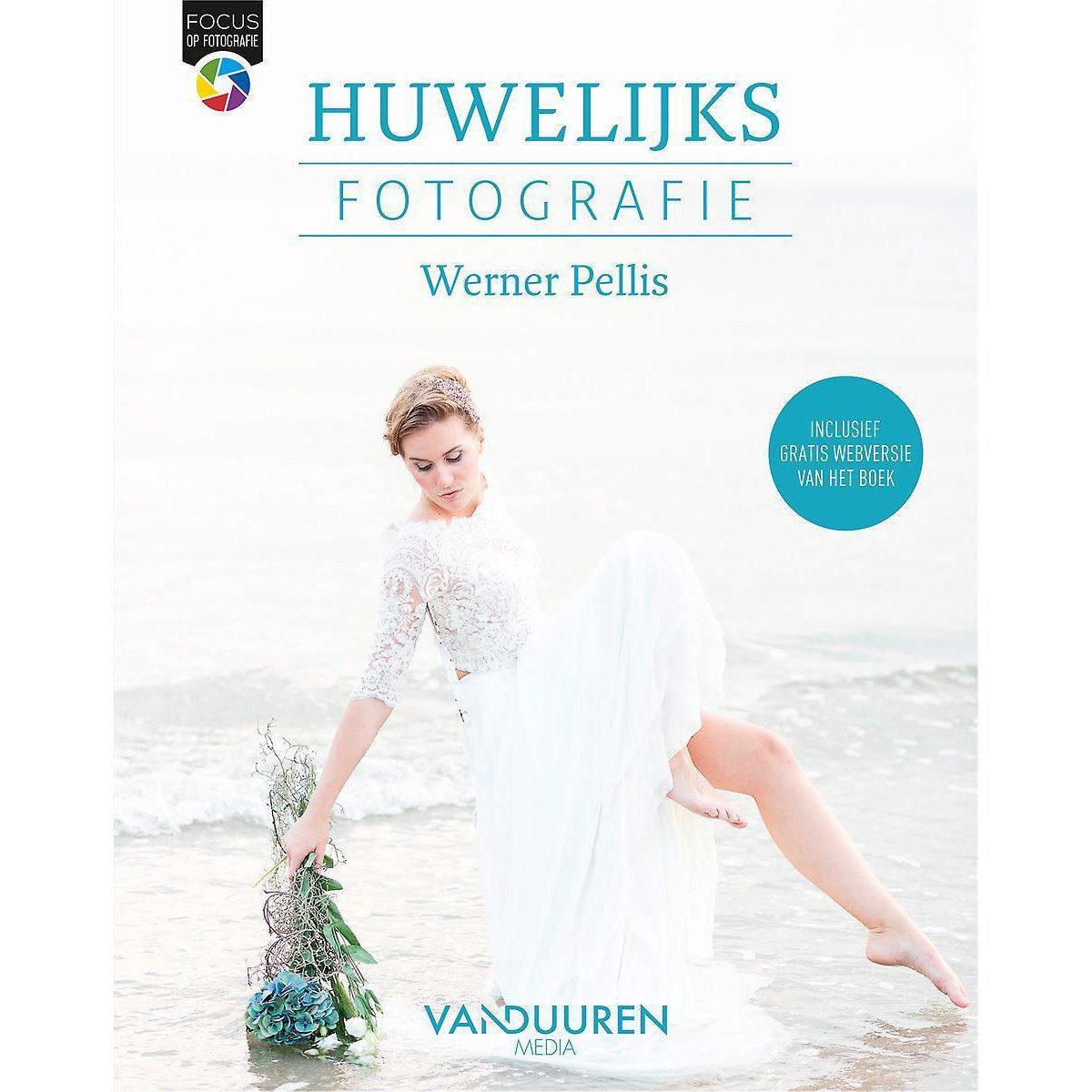 Focus op fotografie: Huwelijksfotografie - Werner Pellis