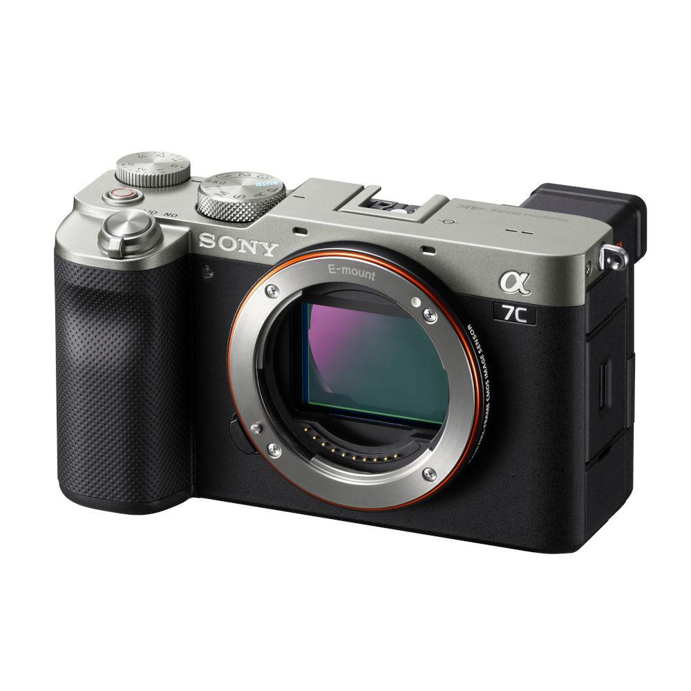 Sony Alpha A7C systeemcamera Body Zilver (ILCE7CS.CEC) <br/>€ 2099.00 <br/> <a href='https://www.cameranu.nl/fotografie/?tt=12190_474631_241358_&r=https%3A%2F%2Fwww.cameranu.nl%2Fnl%2Fp3206112%2Fsony-alpha-a7c-systeemcamera-body-zilver-ilce7cs-cec%3Fchannable%3D002a5969640033323036313132ab%26utm_campaign%3D%26utm_content%3DSony%2Bsysteemcamera%26utm_source%3DTradetracker%26utm_medium%3Dcpc%26utm_term%3DDigitale%2Bcamera%26apos%3Bs' target='_blank'>naar de winkel</a>