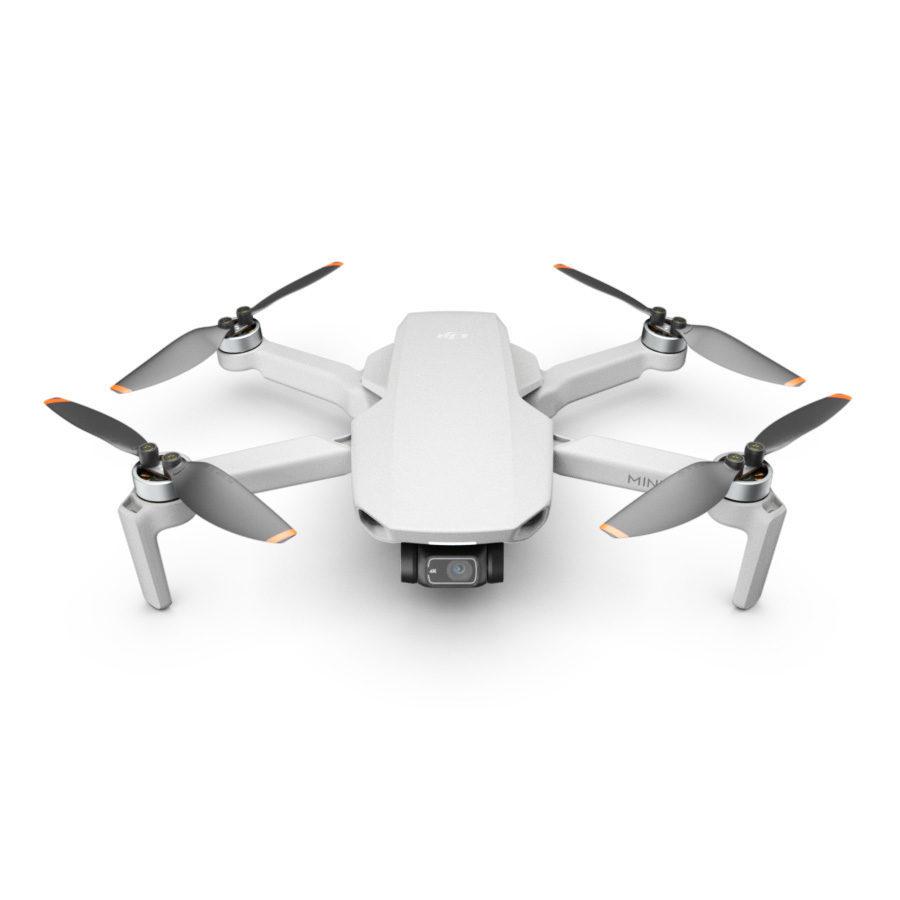 DJI Mini 2 drone + Drone Flight Academy DronePilot Basic Light