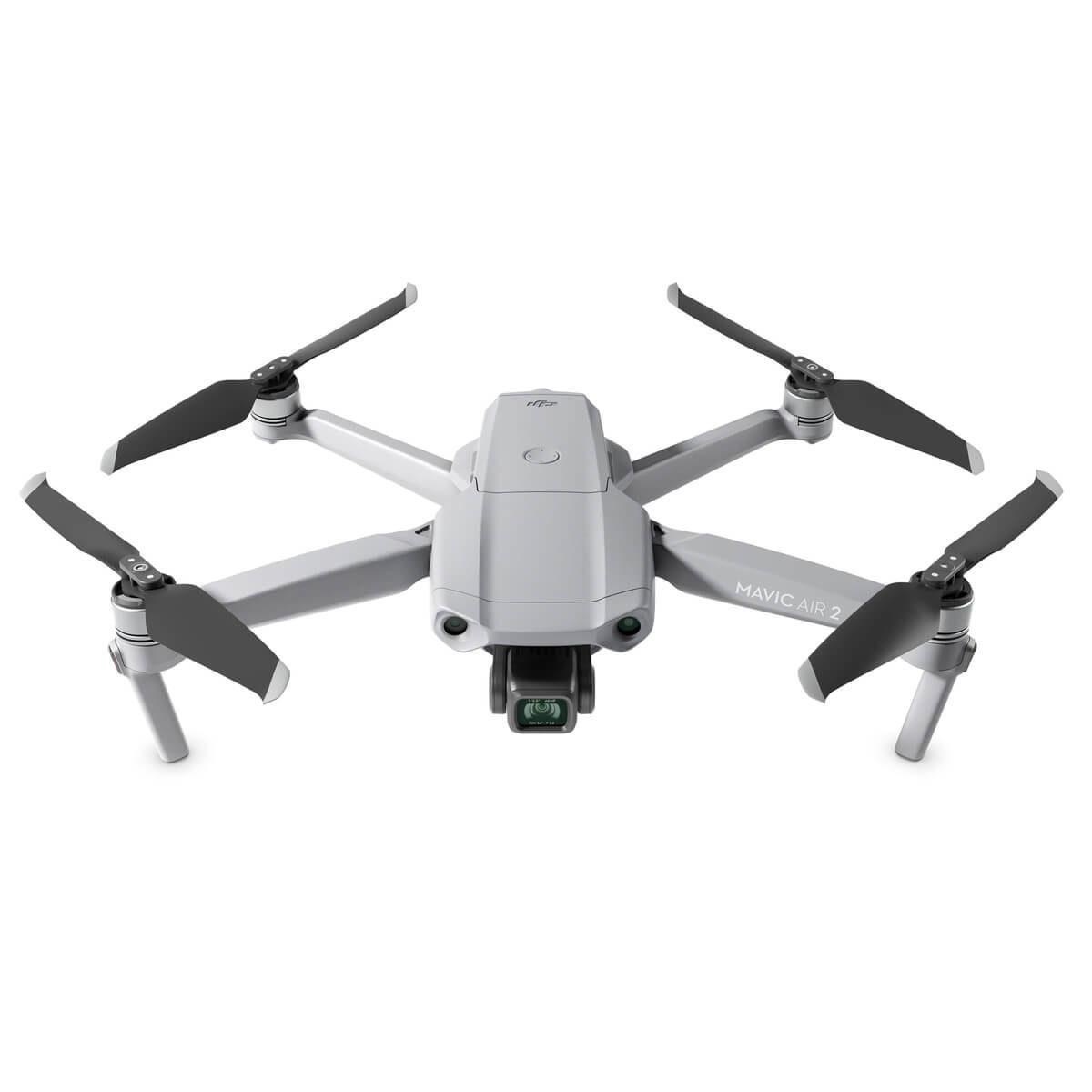 DJI Mavic Air 2 drone + Drone Flight Academy DronePilot Basic afbeelding