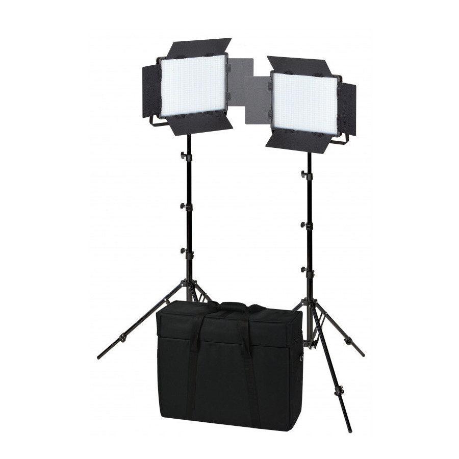 Nanlite 600-CSA Bi-color Dual Kit