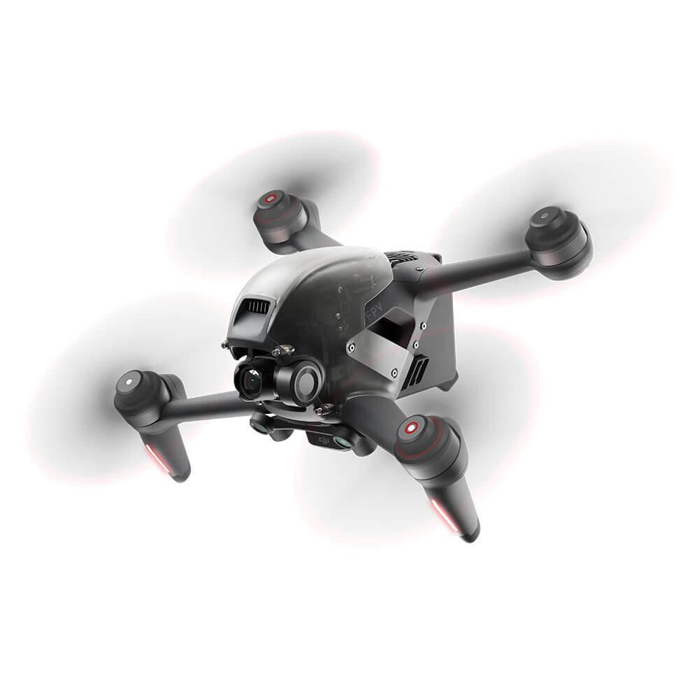 DJI FPV drone afbeelding
